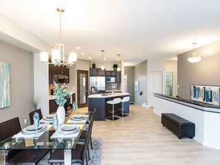 Allure - Devonshire Park | Randall Homes - Show Home - Winnipeg - Manitoba
