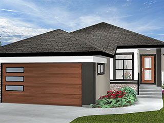 Ashford IV | Randall Homes - Show Home - Winnipeg - Manitoba
