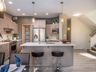 Ashville | Randall Homes - Show Home - Winnipeg - Manitoba