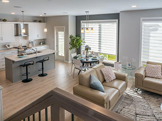 Brunswick | Randall Homes - Show Home - Winnipeg - Manitoba