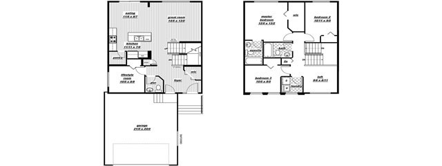 Carter 27-A | Randall Homes - Show Home - Winnipeg - Manitoba