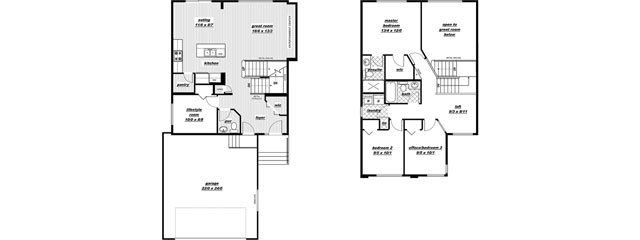 Carter 27-B | Randall Homes - Show Home - Winnipeg - Manitoba