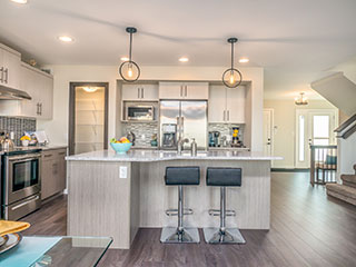 Carter IV | Randall Homes - Show Home - Winnipeg - Manitoba