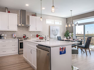 Carter V | Randall Homes - Home Builders - Winnipeg - Manitoba
