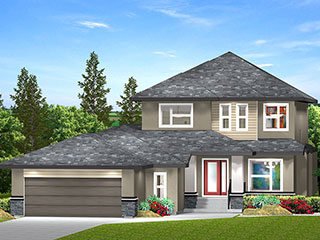 Carter Country Collection II - Grand Pointe Meadows | Randall Homes - Show Home - Winnipeg - Manitoba