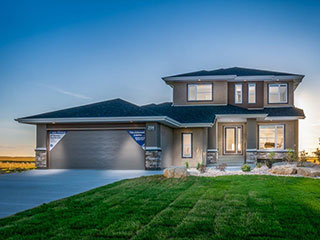 Carter Country Collection - Grand Pointe Meadows | Randall Homes - Show Home - Winnipeg - Manitoba