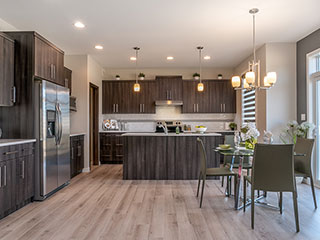 Danville B-18 | Randall Homes - Show Home - Winnipeg - Manitoba