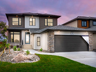 Eldwood Six - Canterbury Crossing | Randall Homes - Show Home - Winnipeg - Manitoba