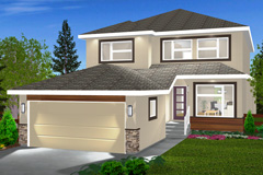 The Fairview Grand III | Randall Homes - Home Builders - Winnipeg - Manitoba