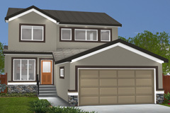 The Greenwood | Randall Homes - Show Home - Winnipeg - Manitoba