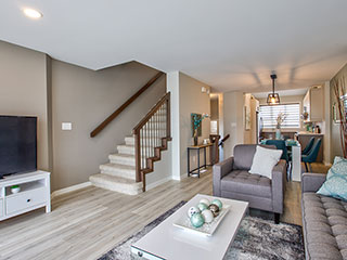 Hearthstone Villas Condominiums - Canterbury Park | Randall Homes - Show Home - Winnipeg - Manitoba