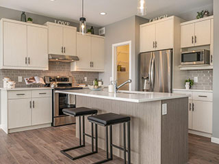 Hudson | Randall Homes - Show Home - Winnipeg - Manitoba