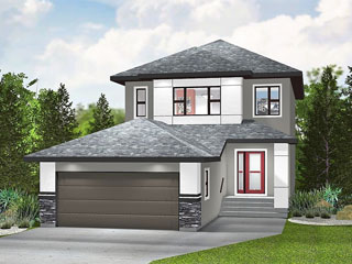 Hudson | Randall Homes - Home Builders - Winnipeg - Manitoba