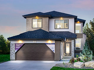 Jackson | Randall Homes - Show Home - Winnipeg - Manitoba