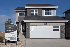 Manor II | Randall Homes - Show Home - Winnipeg - Manitoba
