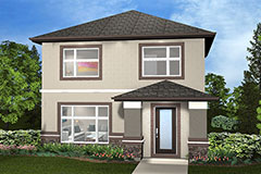 Mini Bailey - Bridgwater Trails | Randall Homes - Show Home - Winnipeg - Manitoba