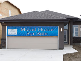 Mitchell | Randall Homes - Show Home - Winnipeg - Manitoba