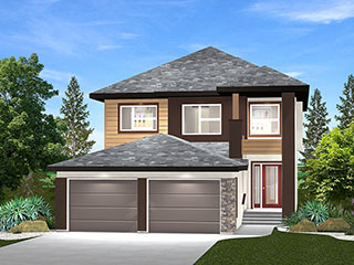 Morrison 2.0 | Randall Homes - Show Home - Winnipeg - Manitoba