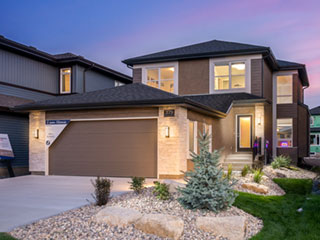 Sydney IV | Randall Homes - Show Home - Winnipeg - Manitoba
