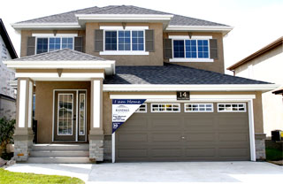 Horizon - Randall Homes - Home Builders - Winnipeg - Manitoba